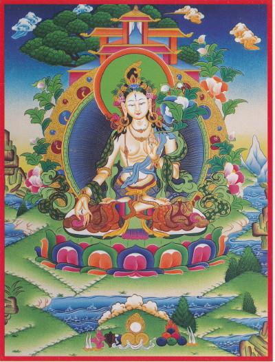 2018新春密教伝授 - チベット仏...